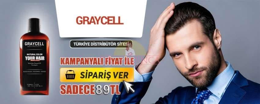 Graycell Şampuan ne işe yarar