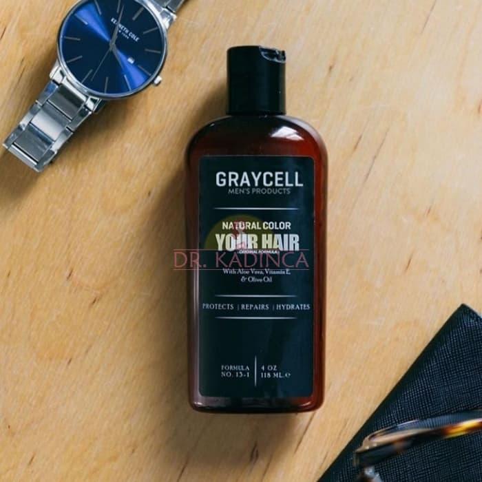 Graycell Şampuan işe yarıyor mu