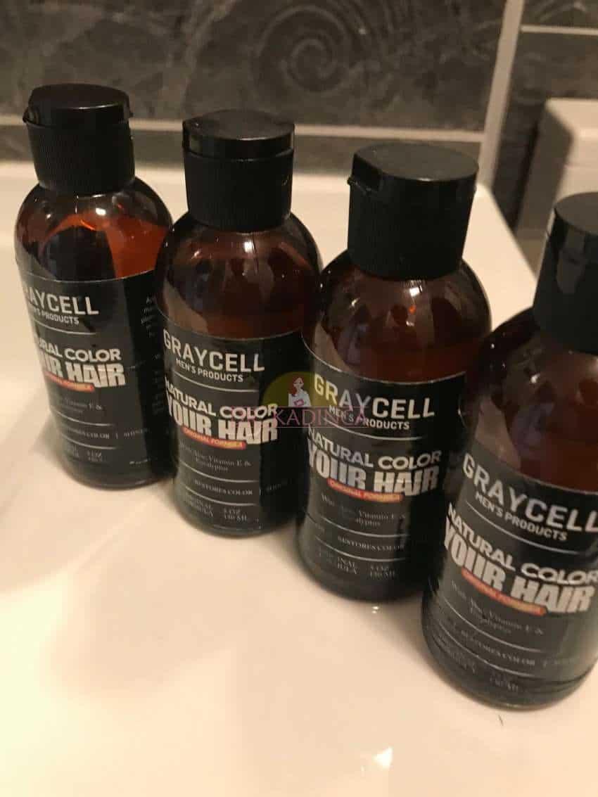 Graycell Şampuan kullananlar
