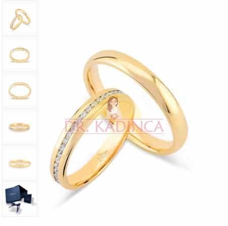 Bluediamond Alyans Modelleri