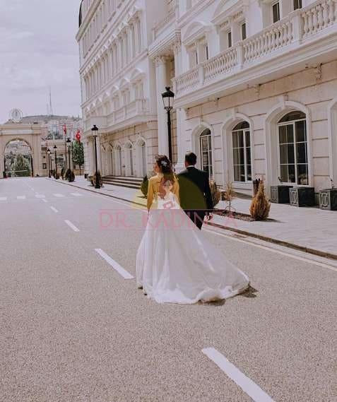 Düğün Dış Çekim Pozları