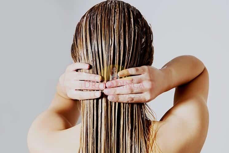 Durulanmayan saç kremi nasıl kullanılır?
