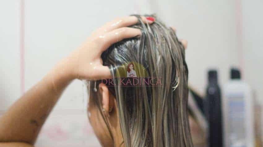 Tuzsuz Şampuan Yağlı Saçlar İçin