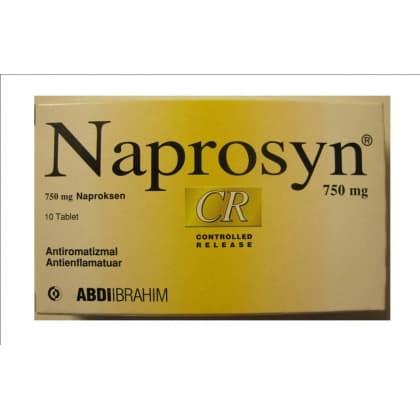 Naprosyn cr,